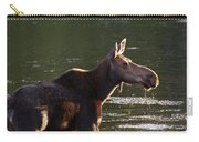 Moose On Alert Carry-all Pouch