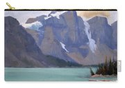 Moraine Lake Banff Carry-all Pouch