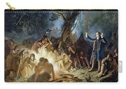 Moravian Missionary Carry-all Pouch