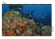 Moray Reef Carry-all Pouch