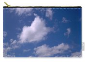 More Clouds Carry-all Pouch