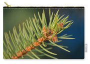 More Spruce Buds Carry-all Pouch