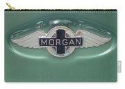 Morgan Car Emblem Carry-all Pouch