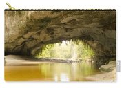 Moria Gate Arch In Opara Basin On South Island In Nz Carry-all Pouch