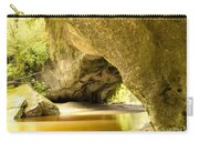 Moria Gate Arch In Opara Basin On South Island Of Nz Carry-all Pouch