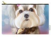 Morkie Joy Carry-all Pouch
