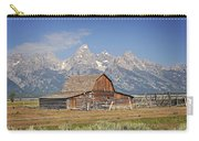 Mormon Barn 2 Carry-all Pouch by Marty Koch