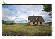 Mormon Row Historic District In Grand Tetons National Park-wyoming Carry-all Pouch