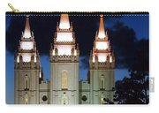 Mormon Temple Lds Utah Carry-all Pouch