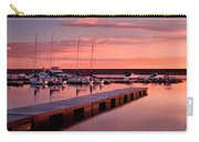 Morning At Chatfield Marina Carry-all Pouch