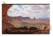 Morning At False Kiva Carry-all Pouch