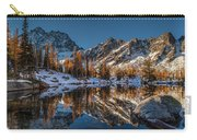 Morning At Horseshoe Lake Carry-all Pouch