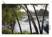 Morning At Idaho Falls Carry-all Pouch