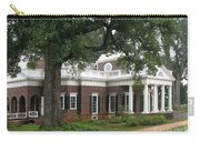 Morning At Monticello Carry-all Pouch