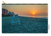 morning at  Myrtle Beach South Carolina Carry-all Pouch