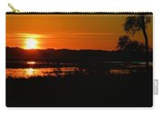 Morning At The Marsh 2 Carry-all Pouch