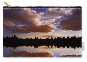 Morning At The Reservoir New York City Usa Carry-all Pouch