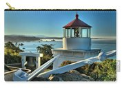 Morning At Trinidad Light Carry-all Pouch