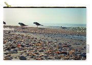 Morning Beach Preen Carry-all Pouch