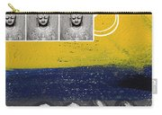 Morning Buddha Carry-all Pouch by Linda Woods