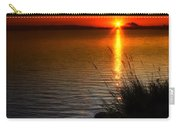 Morning By The Shore Carry-all Pouch