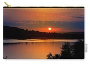 Morning Calm Carry-all Pouch by Christina Rollo