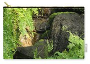 Morning Ferns Carry-all Pouch