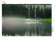 Morning Fog Carry-all Pouch by Robert Bales