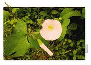 Morning Glory Glow Carry-all Pouch
