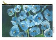Morning Glory Greetings Carry-all Pouch