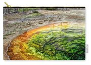 Morning Glory Pool - Yellowstone Carry-all Pouch