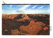 Morning Glory - The Grand Canyon From Kaibab Trail  Carry-all Pouch