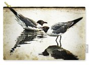 Morning Gulls - Seagull Art By Sharon Cummings Carry-all Pouch