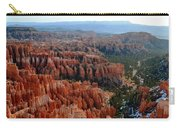 Morning In Bryce Canyon Carry-all Pouch