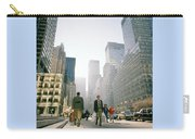 Morning In Manhattan Carry-all Pouch by Shaun Higson