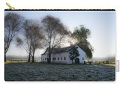 Morning In Whitemarsh - Widener Farms Carry-all Pouch
