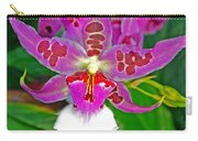 Morning Joy Orchid Carry-all Pouch