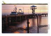 Morning Light At Port Angeles Carry-all Pouch