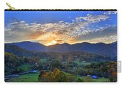 Morning Light Over Leicester Carry-all Pouch