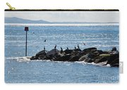 Morning Meeting - Lyme Regis Carry-all Pouch