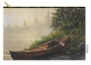 Morning Mist Carry-all Pouch by Kim Lockman