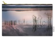 Morning Nocturne. Ladoga Lake. Northern Russia  Carry-all Pouch