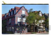 Morning On 2nd Street Solvang California Carry-all Pouch