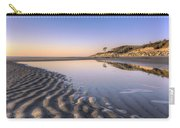 Morning On Jekyll Island Carry-all Pouch by Debra and Dave Vanderlaan