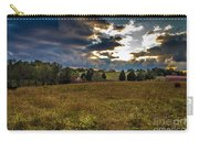 Morning On The Farm Three Carry-all Pouch