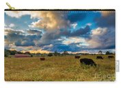 Morning On The Farm Two Carry-all Pouch