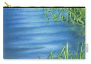 Morning On The Pond Carry-all Pouch