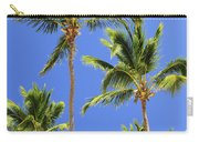 Morning Palms Carry-all Pouch
