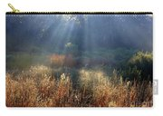 Morning Rays Through Live Oaks Carry-all Pouch