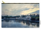 Morning Skies On The Fairmount Waterworks Carry-all Pouch